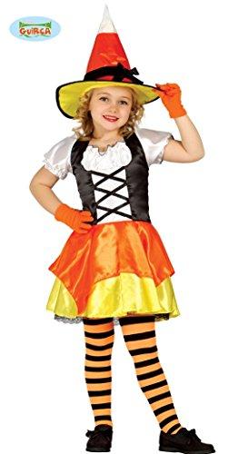 Imagen de disfraz de brujita caramelo para niña