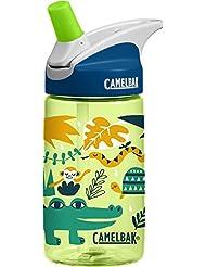 CamelBak 1274302040 - Bidón para niños y niñas, 4 litros, Jungle Animals