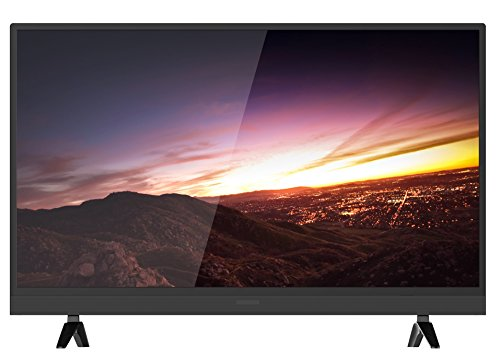 Skyworth 24E3A11G 24 Zoll Fernseher HD (61 cm), Triple Tuner, USB-Aufnahme (HDMI, CI-Slot, USB, Kopfhörer-Anschluss)