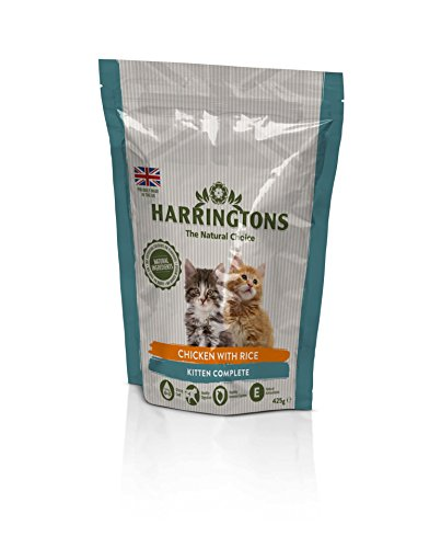 HARRINGTONS Kitten Food Complete 425 g, Pack of 5 9