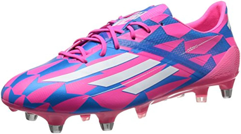 Adidas Stollenschuhe F50 Fußball Adizero Sg Sopink/cwhite/solblu  Größe Adidas:6
