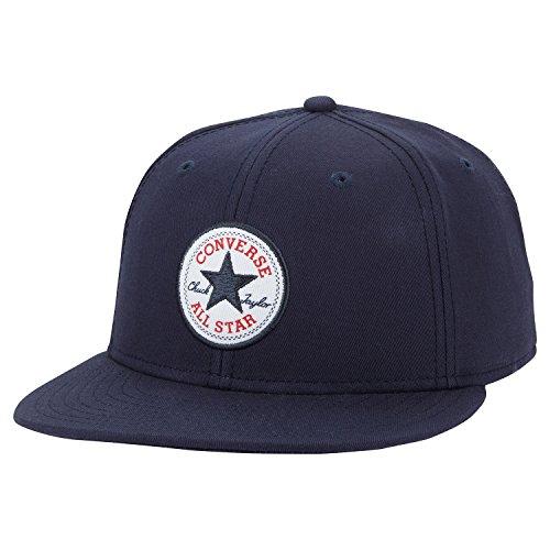 Converse Core Snapback Baseball Cap, Blue, one size