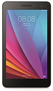 Huawei Mediapad T1 Tablet, 7 Pollici Qualcomm Snapdragon 410 Quad-Core 1.2GHz, 1GB RAM, Argento/Nero