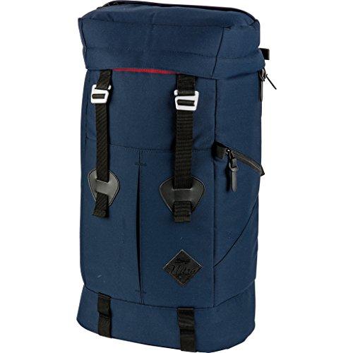 Nitro 2 große seitliche Reißverschlusstaschen