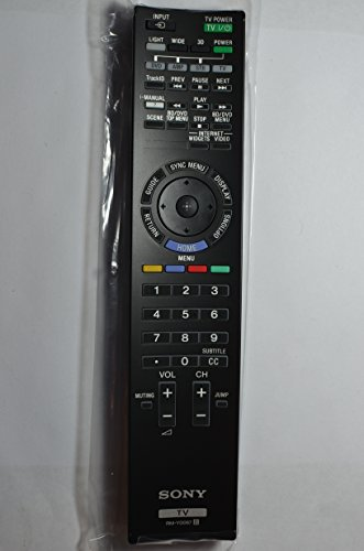 Original Sony Bravia LCD LED Smart TV Remote Control RM-YD067 Supplied with models XBR-55HX920 XBR-65HX920  available at amazon for Rs.2799