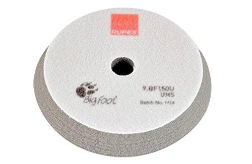 RUPES Big Foot éponge de polissage UHS-1Ø 130/150mm pour machines de polissage Lot de 2