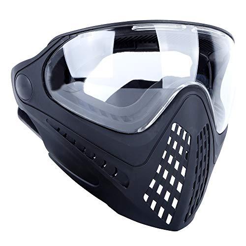 Huenco Máscaras faciales tácticas Airsoft Gafas