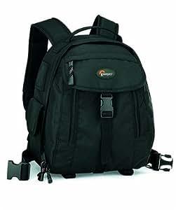 Lowepro MicroTrekker 200 Photo Backpack For Digital SLR,2-3 Lenses & Accessories - Black