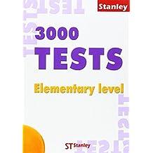 3000 Tests Elementary + Key (pack) (Ingles)