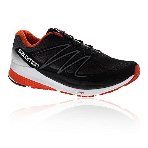 Salomon L39181800, Chaussures de Trail Homme, Noir, 49.3 EU