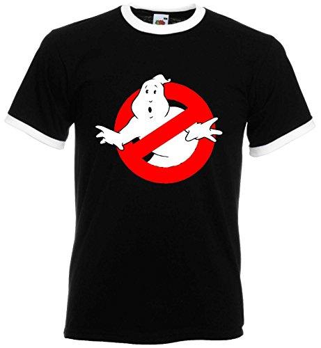 world-of-shirt Herren Retro T-Shirt Ghostbusters Die (Shirt Ghostbuster)