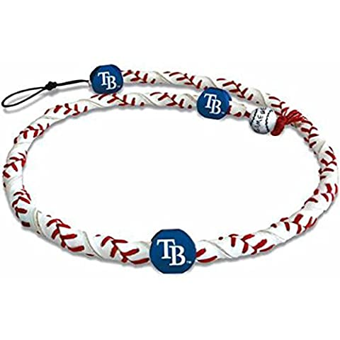 Gamewear 844214025363 Tampa Bay Rays Classic Frozen Rope Necklace- MLB