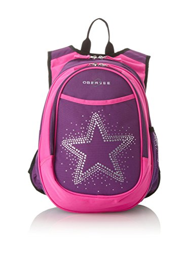 nder Rucksack Kindergarten All-In-One Backpack, Star ()