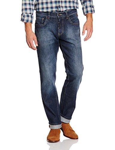 Jeanshose 9939, Blau (Stone Blue 80), W40/L32 (Herren Blue Jeans 32x32)