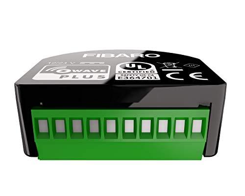 41hGj1qh1uL [Bon Plan en domotique] FIBARO Single Switch 2 / Micromodule commutateur Z-WAVE +