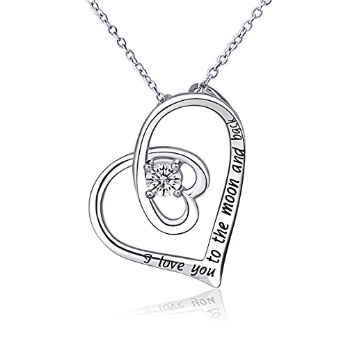 argent-sterling-i-love-you-to-the-moon-and-back-cur-pendentif-collier-457cm