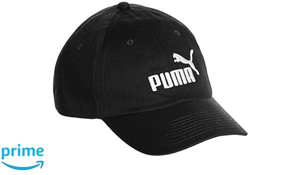 fa447b1bdc9 Puma ESS Cap Cap - black-No.1
