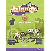 [(Islands Level 4 Pupil's Book Plus Pin Code)] [Author: Sagrario Salaberri] published on (May, 2012)