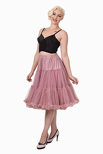 Banned Petticoat LIFEFORMS 236 Rose