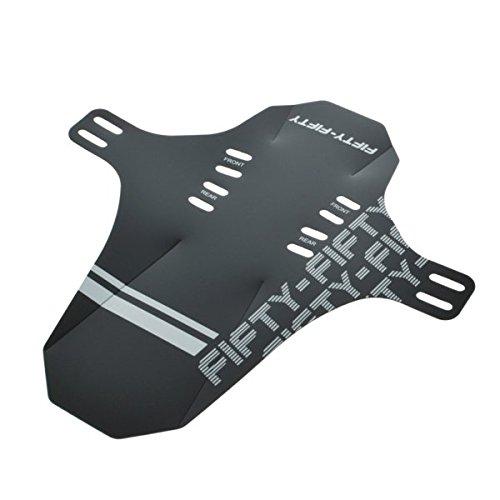 FIFTY-FIFTY Mudguard Black | Mountainbike Schutzblech | Spritzschutz | Marshguard | Fender | Downhill | Enduro