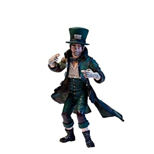 DC Direct Batman: Arkham City Serie 2: Jervis Tetch - The Mad Hatter figura de acción 1