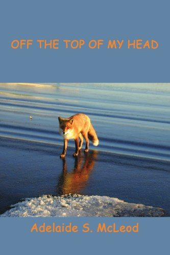 Off The Top of My Head: From the Bottom of My Heart
