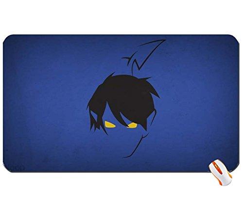Kunst minimalistische Xmen Superhelden Nightcrawler blo0p Tapete Big Maus Pad Computer MOUSEPAD Maße: 23,6x 13,8x 0,2