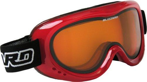 Pro. Blizzard Ski Snowboard junior/Damen Skibrille 907Da rot (Junior Ski Blizzard)