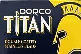 10 lames de rasage Dorco Titan - Créer votre Selection