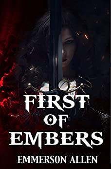 Book cover image for First of Embers