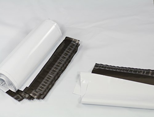 7-x-white-95-x-14-240-x-355-mm-postage-mailing-poly-postal-plastic-mailers-shipping-bags-mail-packin
