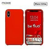 Moxie Coque iPhone XS Max [BeFluo] Coque Silicone Fine et Légère pour iPhone XS Max...