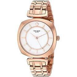 Kate Spade New York Damen-Barrow Rose Gold Watch ksw1229