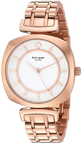 Kate Spade New York Barrow donne Rose Gold Orologio KSW1229 Unica taglia Oro rosa
