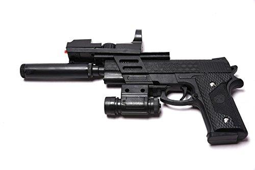 Aaryan Enterprise Blossom Air Sport Laser Kids Toy Air Gun With Red Laser