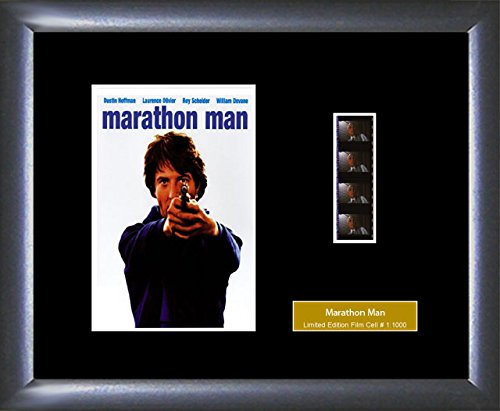Marathon Man Filmstreifen (Bilderrahmen Marathon)
