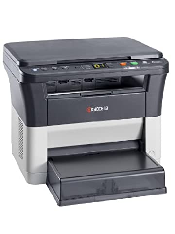 Kyocera FS-1220MFP Mono Laser Multifunction Printer A4 (3-in-1 Printing, Copying, Scanning) USB 2.0
