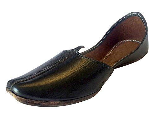 Step n Style Khussa Jutti Formal Shoes Pakistani Khussa Jutti Ethnic Sherwahi...