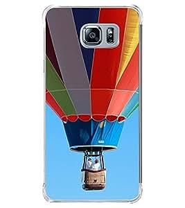 Printvisa Multi Colour Hot Air Balloon 2D Hard Polycarbonate Designer Back Case Cover For Samsung Galaxy Note5 :: Samsung Galaxy Note5 N920G :: Samsung Galaxy Note5 N920T N920A N920I