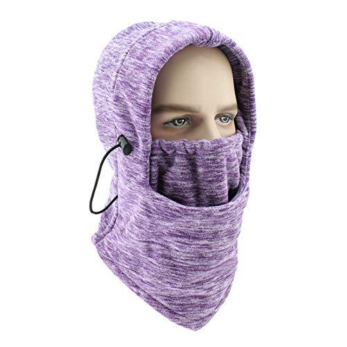 XIAXIACP Windproof Hat, Multifunktionale Cationic Kapuzenhut Maskierte Kappe Outdoor für Männer und Frauen Wasser-Riding Multifunktionshut,2