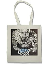 Breaking Bad Heisenberg Walter White Bolsa De La Compra Para Comestibles | Shopping Bag For Groceries