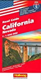 Hallwag USA Road Guide 05. California 1 : 1 000 000: Nevada. Straßenkarte. Road map. Index. National Parks. City Maps: San Francisco, Yosemite, Los ... Valley, Las Vegas (Hallwag Strassenkarten) - Hallwag