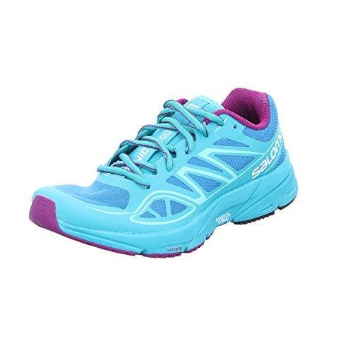 Salomon L38155800, Zapatillas de Trail Running para Mujer