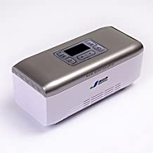 JYK-X1 Insulin Cooler Storage Battery Powered Keeps 35.6-46.4℉ Freely LCD Display Come With USB Car Adaptor