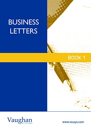 BUSINESS LETTER 1 por Richard Vaughan