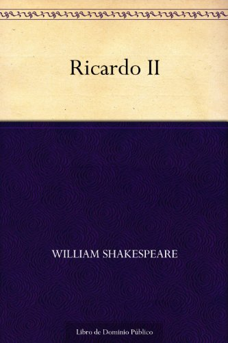 Ricardo II por William Shakespeare