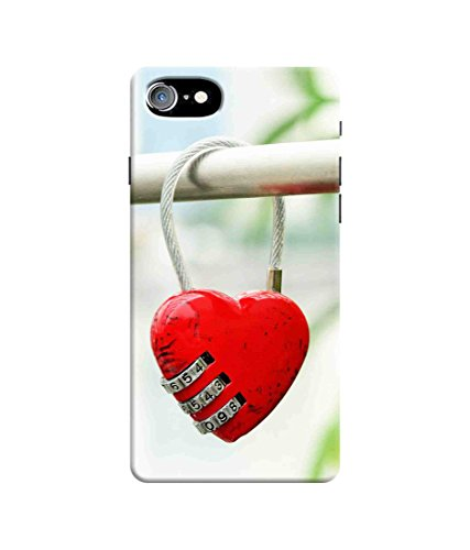 Sketchfab Heart Hanging Love Latest Design High Quality Printed Designer Back Case Cover For Apple Iphone 7