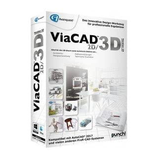 Avanquest ESD Viacad 2D/3D 10 + Power Pack 3D Print