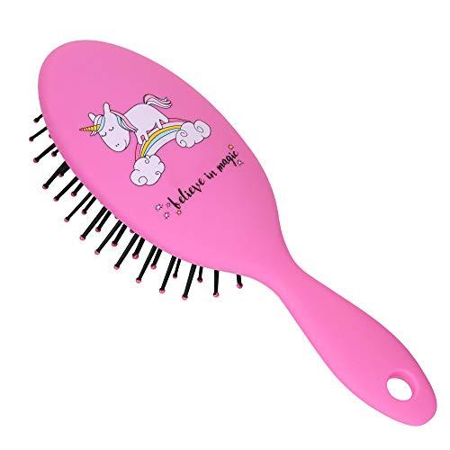 PARSA BEAUTY Cepillo niños Mini cepillo cabello Mini
