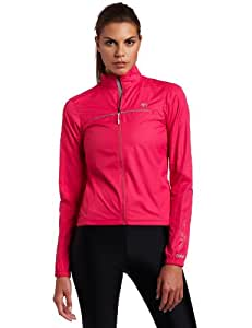 Pearl Izumi 2011 Women's Elite Barrier Cycling Jacket - 4991 (Pink Punch - XXL)